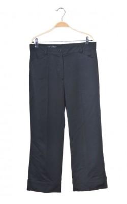 Pantaloni negri trei sferturi Tara, marime 40