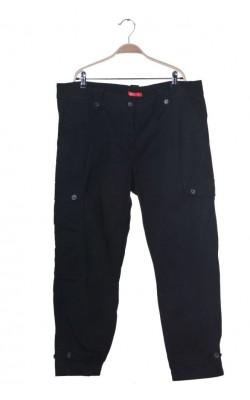 Pantaloni negri Xlnt by Kappahl, marime 52