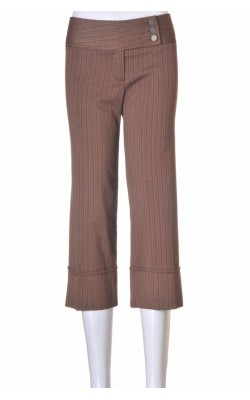 Pantaloni wide leg No Boundaries, marime 38
