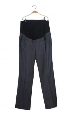 Pantaloni office gravide H&M Mama, marime 46