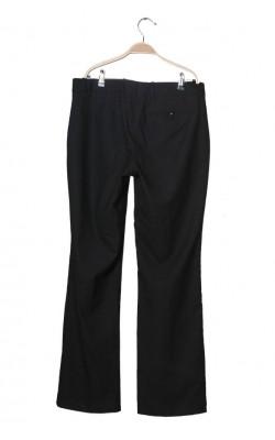 Pantaloni office H&M, croi drept, marime 44