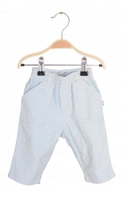 Pantaloni Oviesse Fagottino, velur, 6 luni