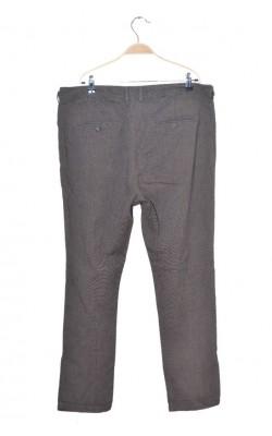 Pantaloni pana cu pense Lindex, marime 46