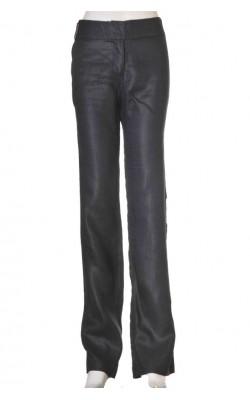 Pantaloni panza de ramie Cubus, marime 40