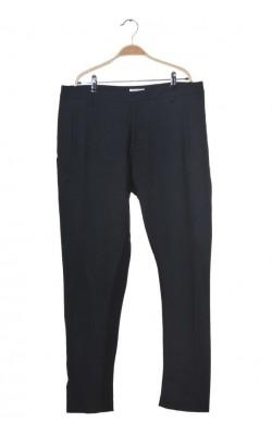 Pantaloni Part Two, tesatura lana si vascoza, marime 46
