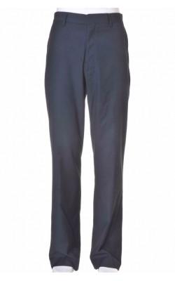 Pantaloni Perry Ellis Portfolio stofa neagra, marime 34