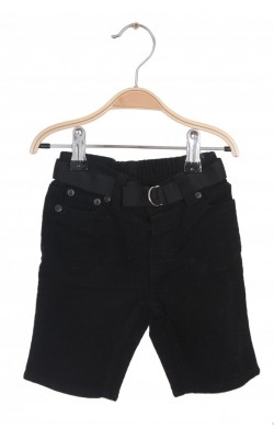 Pantaloni Ralph Lauren, catifea neagra, 3 luni