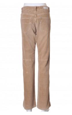 Pantaloni Ralph Lauren, velur stretch, marime 36