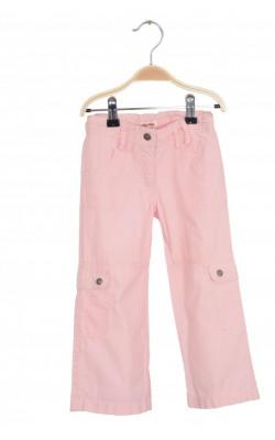 Pantaloni roz Salso Bamba, 3 ani