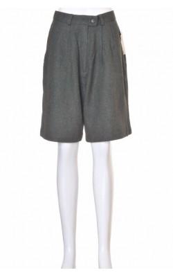Pantaloni Savannah, stofa lana, marime 36