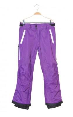 Pantaloni schi Five Seasons Aliminium, talie ajustabila, 12 ani
