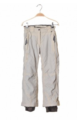 Pantaloni schi Icepeak, technical coating, 7-8 ani
