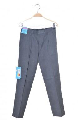 Pantaloni scoala Marks&Spencer, talie ajustabila, 8-9 ani