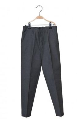 Pantaloni scoala Tu, talie ajustabila, 7-8 ani
