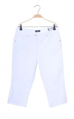 Pantaloni scurti albi Vianni, marime 40