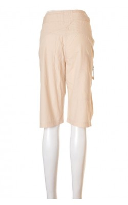 Pantaloni scurti bej Now, marime 48