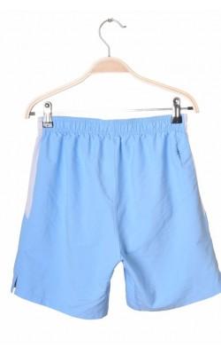Pantaloni scurti bleu Umbro, 13-14 ani