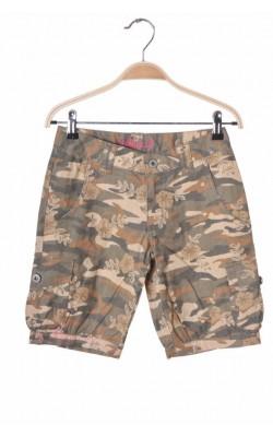 Pantaloni scurti camuflaj Sideout, amestec in, 10 ani