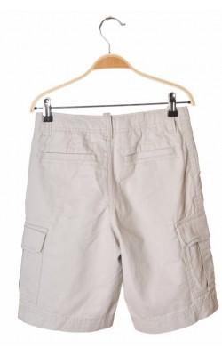 Pantaloni scurti cargo Gap, talie ajustabila, 10-11 ani