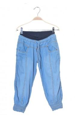 Pantaloni scurti Crash One, denim subtire, 10-11 ani