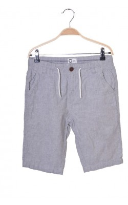 Pantaloni scurti Cubus, amestec in, talie ajustabila, 12 ani