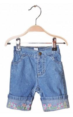 Pantaloni scurti denim Gap, 0-3 luni