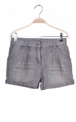 Pantaloni scurti denim gri Tu, 11-12 ani