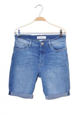 Pantaloni scurti denim H&M L.o.g.g., marime 36