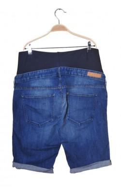Pantaloni scurti denim H&M, marime 44
