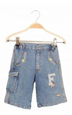 Pantaloni scurti denim Joy Baby, 4-5 ani