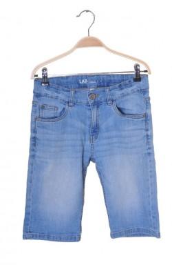 Pantaloni scurti denim Kappahl, talie ajustabila, 12 ani
