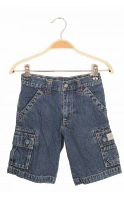 Pantaloni scurti denim Lee, multiple buzunare, 6 ani Regular