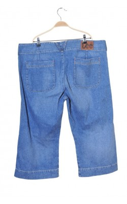 Pantaloni scurti denim Lee Worker Bermuda, marime XL