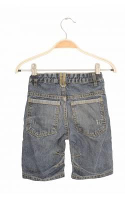 Pantaloni scurti denim Mads&Mette, talie ajustabila, 2-3 ani