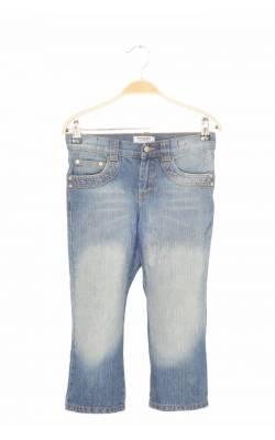 Pantaloni scurti denim Pretty Sille, talie ajustabila, 10-11 ani