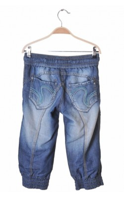 Pantaloni scurti denim pull-on Detroit by Lindex, 13 ani