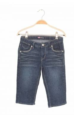 Pantaloni scurti denim stretch Levi's Skimmer, 10 ani