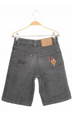 Pantaloni scurti denim U.S Polo Assn, 12 ani