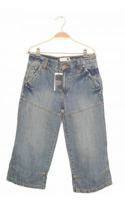 Pantaloni scurti denim Units, talie ajustabila, 14-15 ani