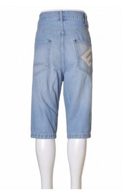 Pantaloni scurti Enyce Clothing, denim, marime XXL