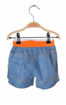 Pantaloni scurti George, 3-6 luni, 8 kg