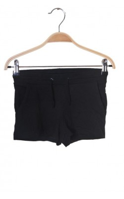 Pantaloni scurti H&M, jerseu bumbac, 9-10 ani