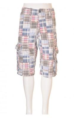 Pantaloni scurti H&M L.o.g.g., loose fit, marime 31