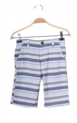 Pantaloni scurti H&M L.o.g.g., talie ajustabila, 6-7 ani