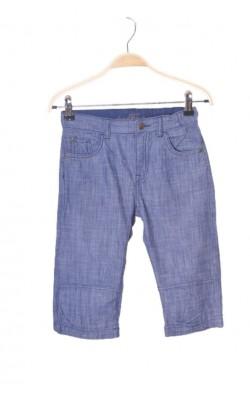 Pantaloni scurti H&M L.o.g.g., talie ajustabila, 7-8 ani