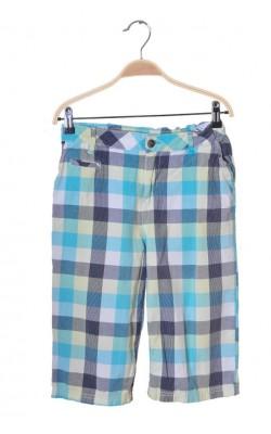 Pantaloni scurti H&M, talie ajustabila,  11-12 ani