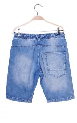 Pantaloni scurti H&M, talie ajustabila, 12-13 ani