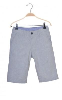 Pantaloni scurti H&M, talie ajustabila, 9-10 ani