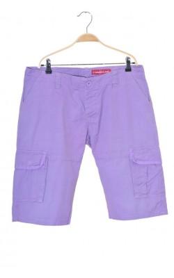 Pantaloni scurti lavanda 1st American, marime 34