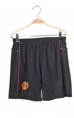 Pantaloni scurti Manchester United, 14 ani